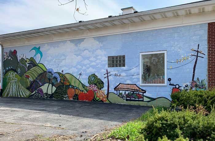 street art: Studio on Main