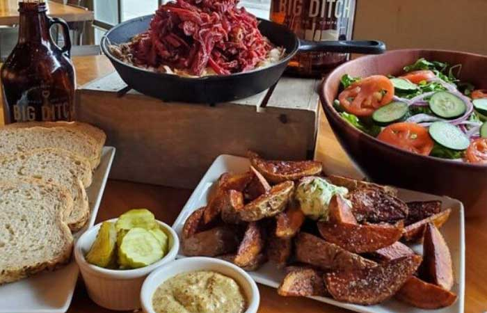 20 Restaurants Offering Family-Style Meals for Takeout in WNY