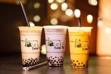 bubble tea: tai chi