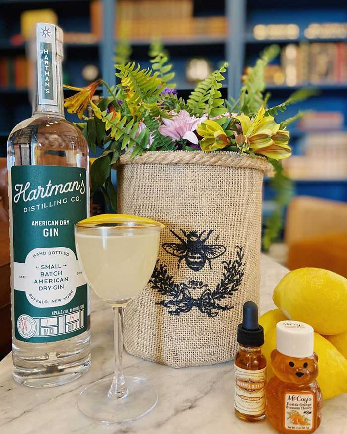 cocktails: hartman's distilling