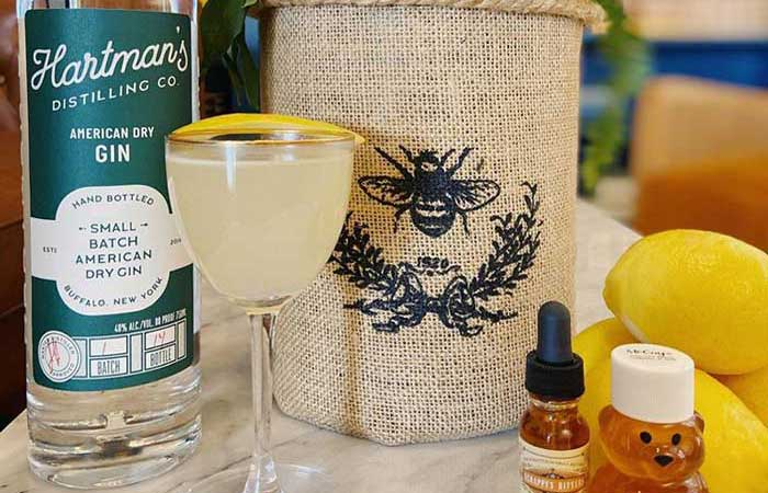 Cocktails @ Home: How To Make 3 Drinks X Hartman's Distilling