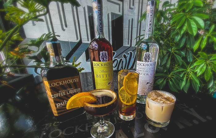 Cocktails @ Home: How To Make 3 Drinks X Lockhouse Distillery