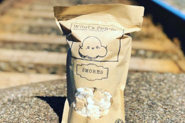 What's Pop-in Smores Popcorn / Photo courtesy of What's Pop-in