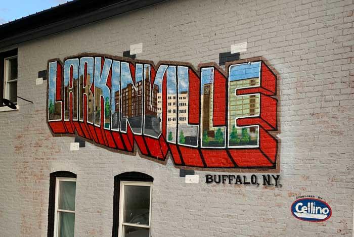 larkinville south buffalo mural