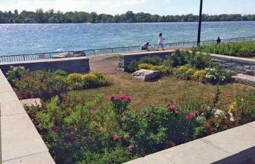 west side Broderick Park
