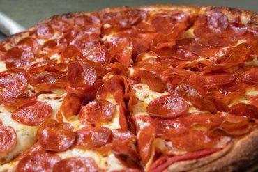 Bozanna's Pizza from Armor Inn Tap Room