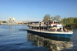 Photo courtesy of Buffalo Harbor Cruises