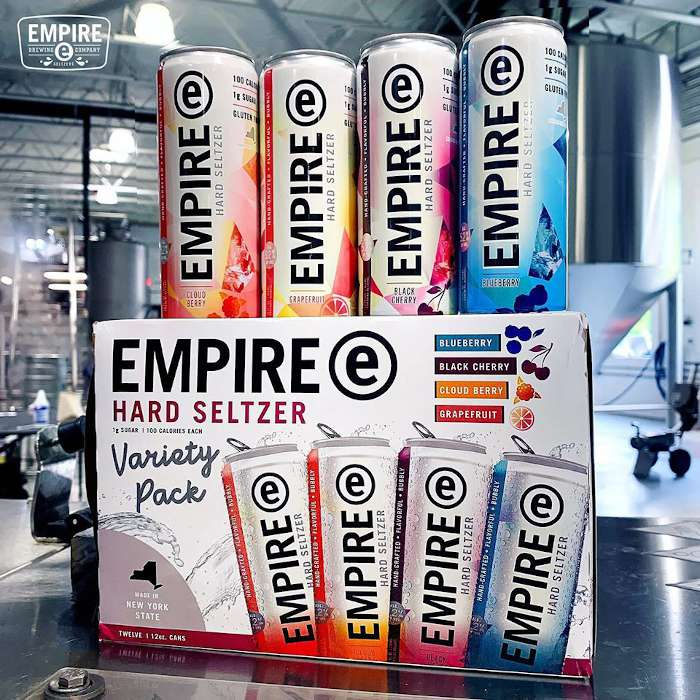 Empire / Photo courtesy of Ellicottville Brewing Co