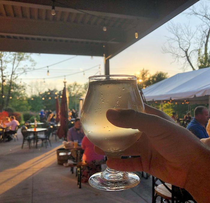 Giggle Water on Tap at NYBP
