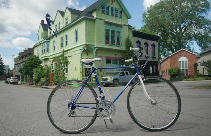 Bike There, Buffalo!: Self Guided Bike Tour Of The Architecture Loop