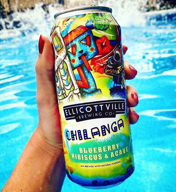 summer beer: Chilanga