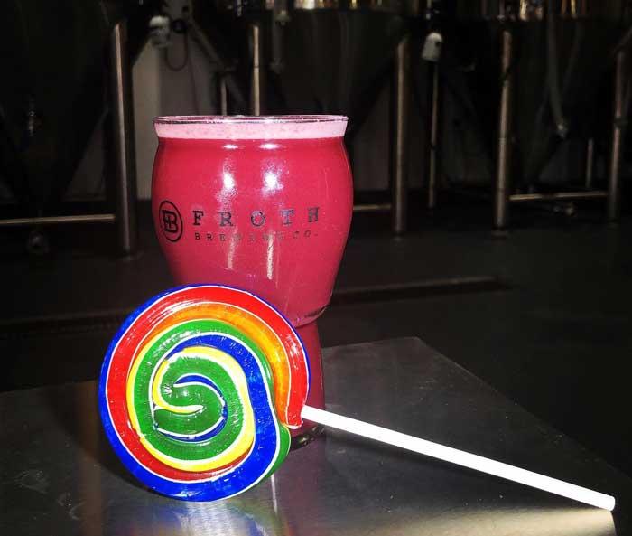 summer beer: liquid lollipop
