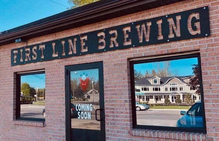 Buffalo Beer Buzz: Orchard Park's First Line Brewing Set to Open This August