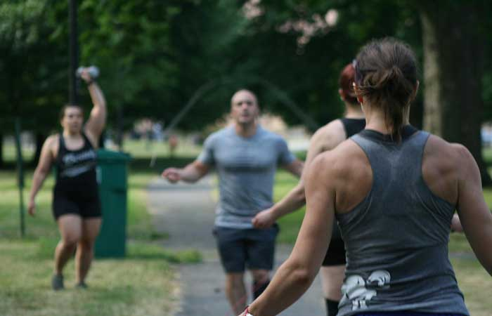 Guide to Outdoor Fitness Classes This Summer in WNY