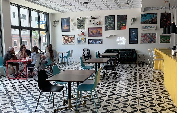New: Public Espresso Brings a Destination-Worthy Neighborhood Vibe to South Buffalo