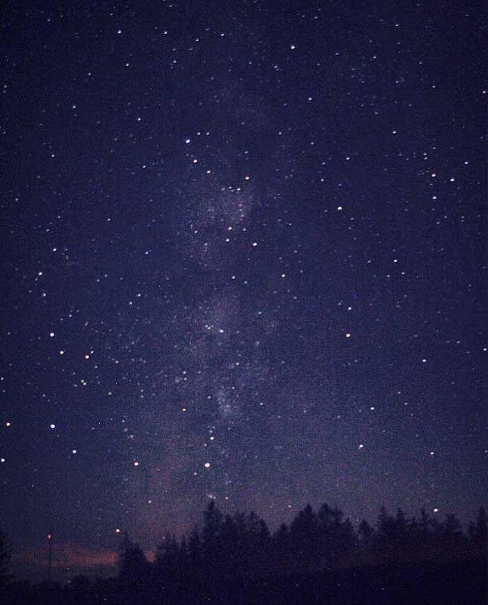 stargazing cherry springs