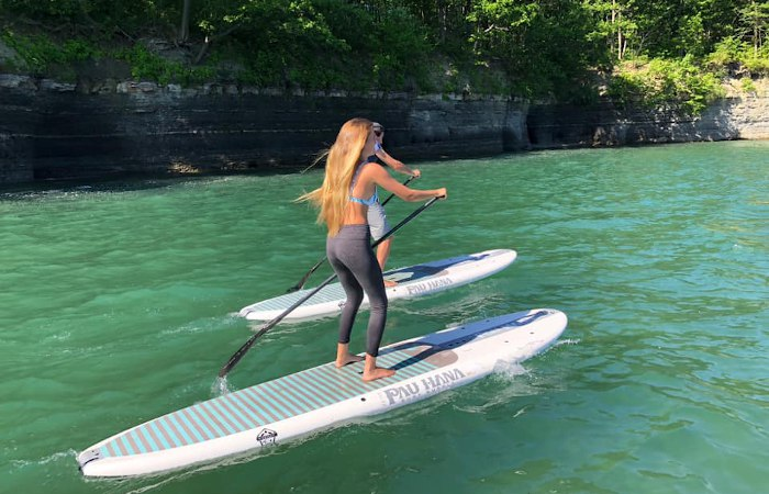 11 Places to Rent Stand-Up Paddle (SUP) Boards in Buffalo & WNY