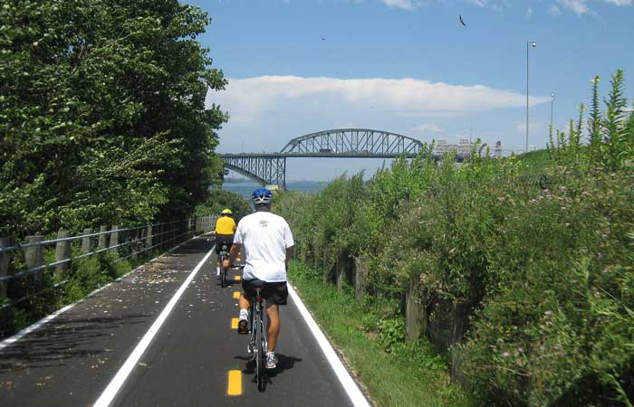 7 Waterfront Bike Trails in WNY That Are Well Worth the Ride
