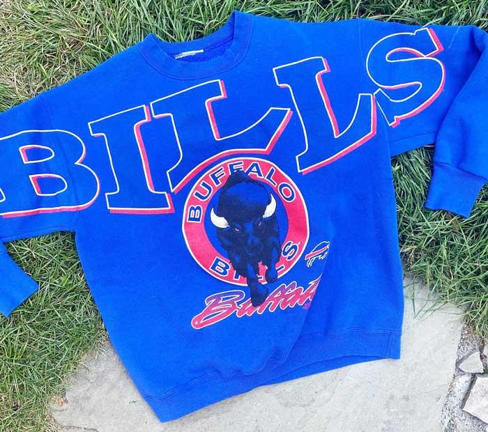 Buffalo Bills: Buffalo Closet