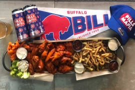 Buffalo Bills: Thin Man Brewery