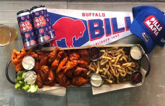 Buffalo Bills: Thin Man Brewery