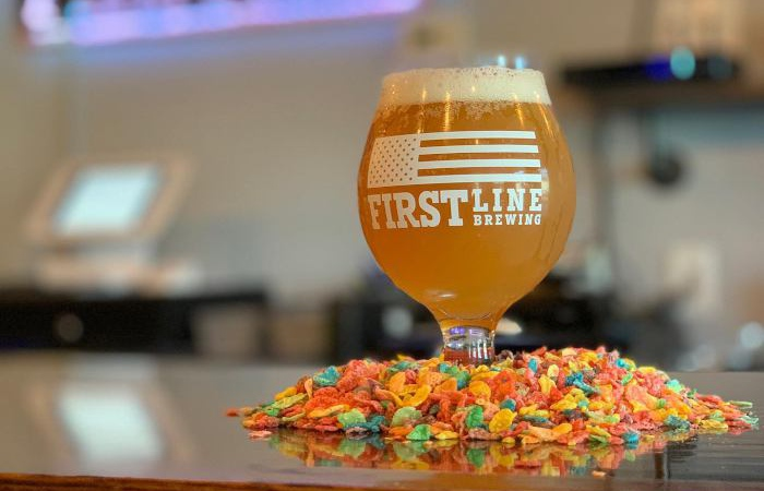 New: First Line Brewing, Orchard Park's First Brewery is Now Open