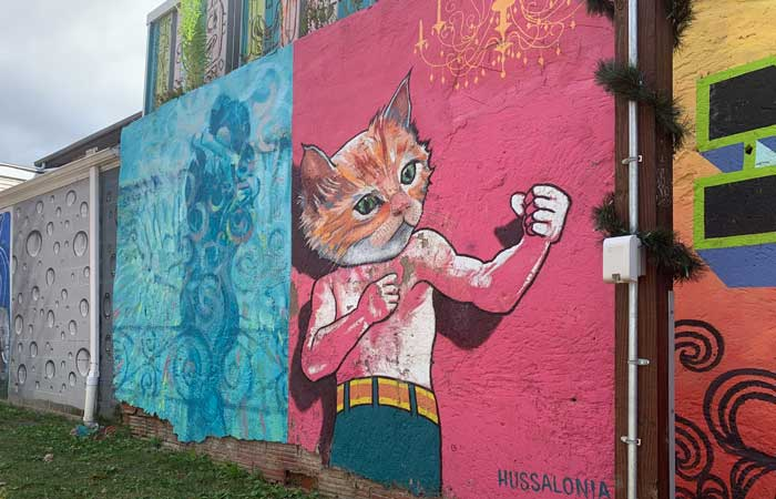 A Complete Guide to Street Art in the Niagara Region