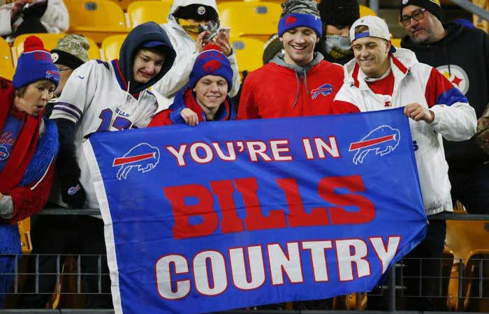 Bills Fans Are Putting Up A Billboard In The Best Location