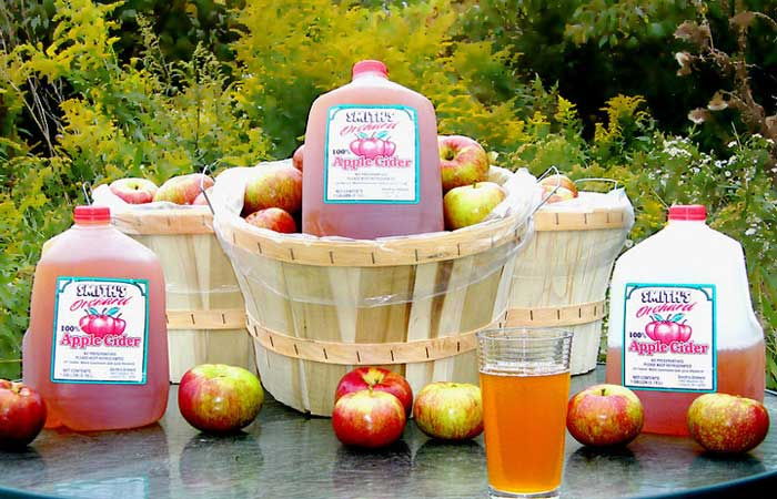 Smith's Orchard Cider Mill