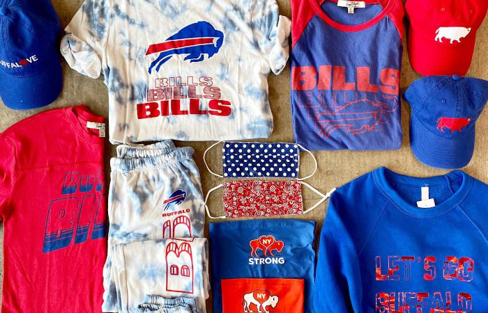 14 Places to Shop New & Vintage Bills Gear This Buffalo Football Season
