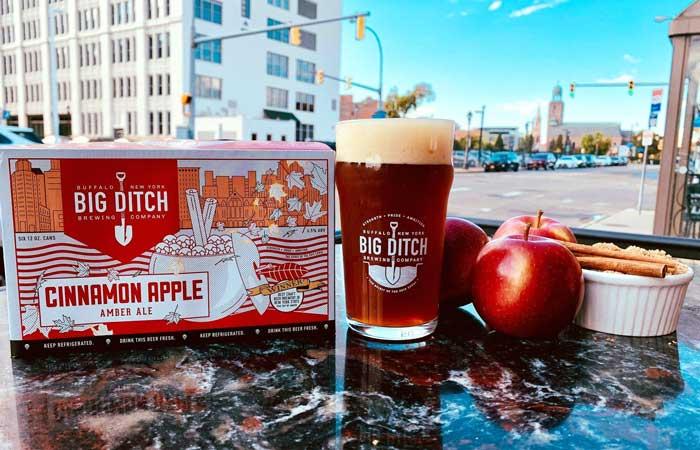 fall beer: Big Ditch