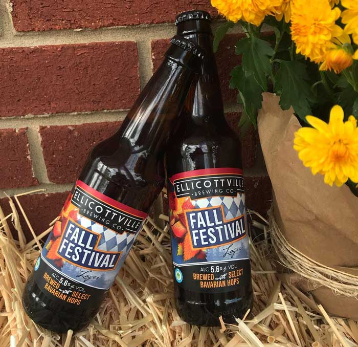fall beer: Ellicotville Brewing