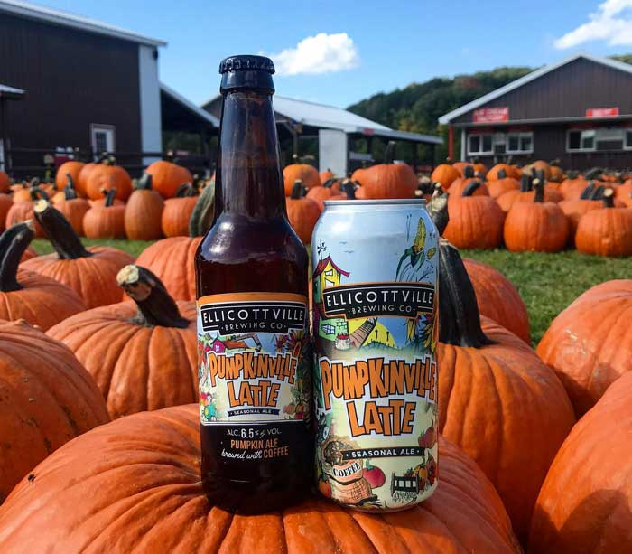 fall beer: Ellicottville Brewing Company