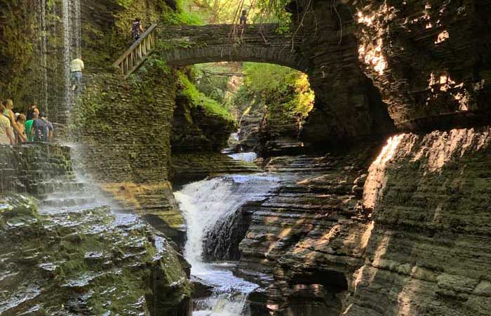Quick Trip: Head to Watkins Glen For Waterfalls & Wine Tastings Galore