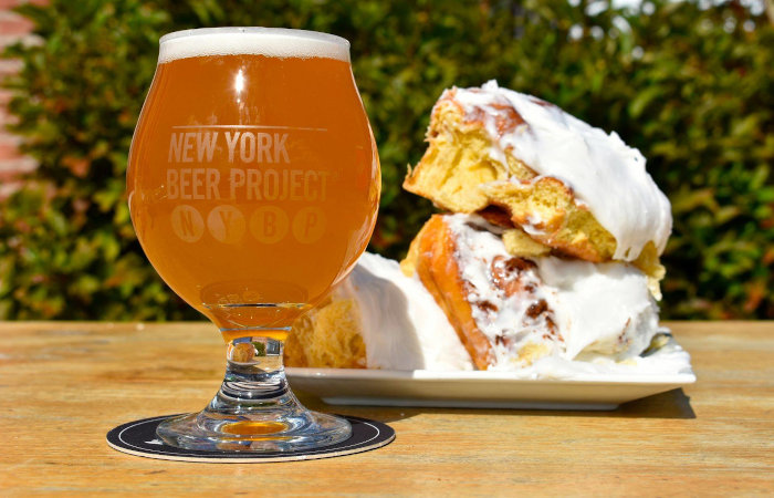 Buffalo Beer Buzz: Cinnabon Cream Ale Is A Real Thing, And It's Delicious