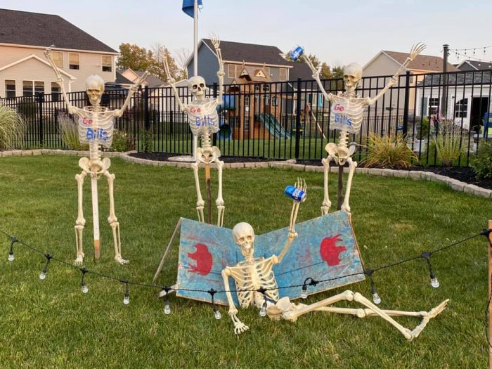 Halloween Activities 2020 Near Me Buffalo Ny The Coolest Halloween Houses in WNY 2020   Step Out Buffalo