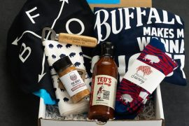 Build Your sown Buffalo2U Gift Box / Photo courtesy of Buffalo2U