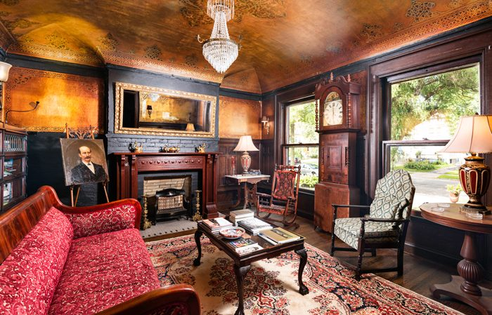 Take a Peek Inside: Hewitt Mansion in Buffalo's Elmwood Village