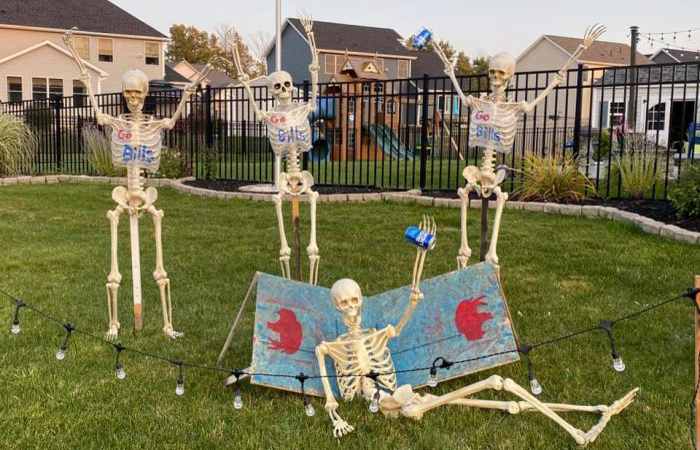 The Coolest Halloween Houses in WNY 2020