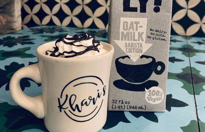 New: Khari's Café Creates a Nourishing Space for the West Side Community