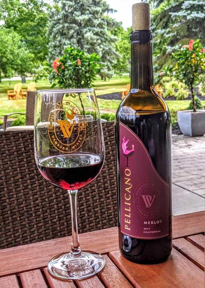 Pellicano Vineyard Hamburg Winery