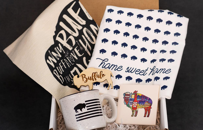 Build Your Own Buffalo-Themed Gift with Buffalo2U