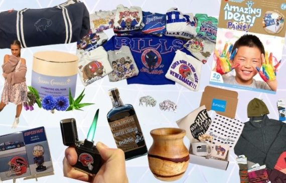 Step Out Buffalo gift guide 2020