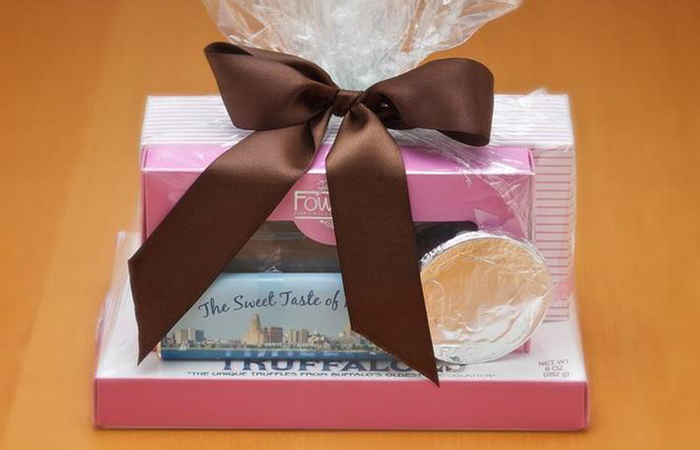 Enter to Win A Buffalo Gift Set From Fowler's Chocolates