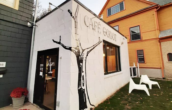 New: Café Godot is a Simple, Approachable, Takeout Spot in Buffalo's West Side