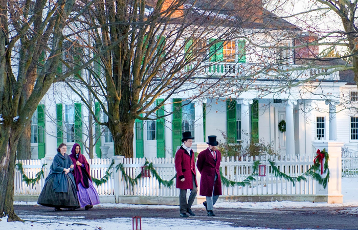Genesee Country Village's Holiday Event Roundup 2020