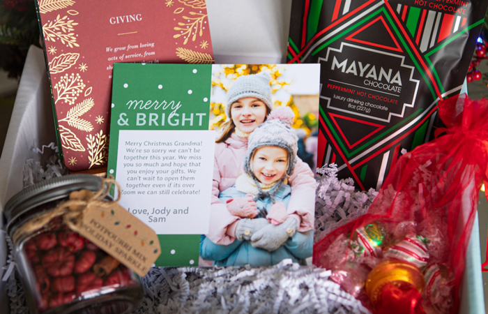 Enter to Win A Custom Holiday Gift From Lemon Drop Gifts