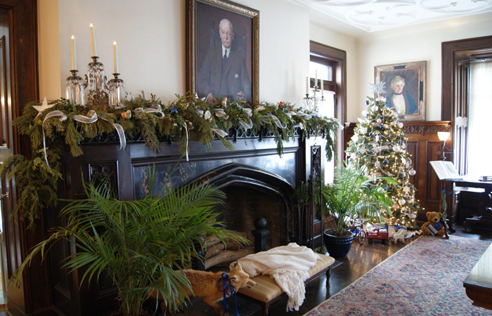 TR Inaugural Site is Hosting 12 Days of Virtual Victorian Christmas