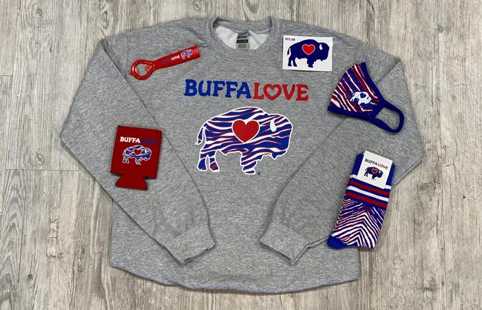 BuffaLove Apparel