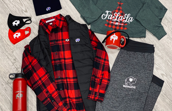 BuffaLove Apparel's Holiday Gift Guide for the BuffaLovers in Your Life